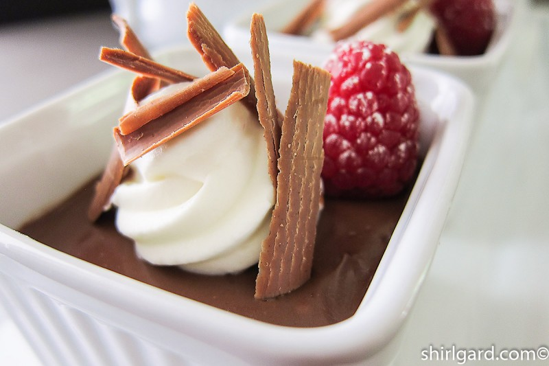 Old-Fashioned Chocolate Puddding