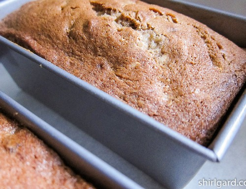 Banana Brown Bread